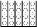 5 Cylinders Wide Racks