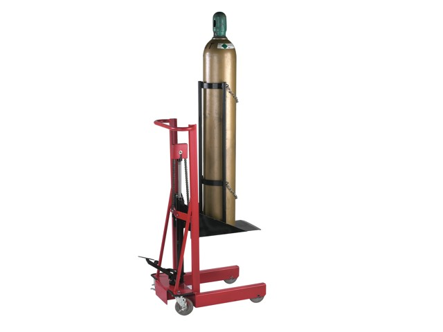 Gas Cylinder Carts and Dollies - USAsafety com