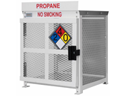 Propane Tank Cages