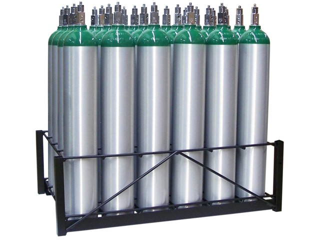 Gas Cylinder Racks, Stands, Holders & Storage - USAsafety com