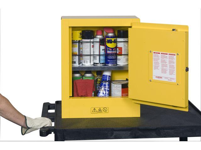 Flammable Storage Cabinet Aerosol Cans Cb890200jr