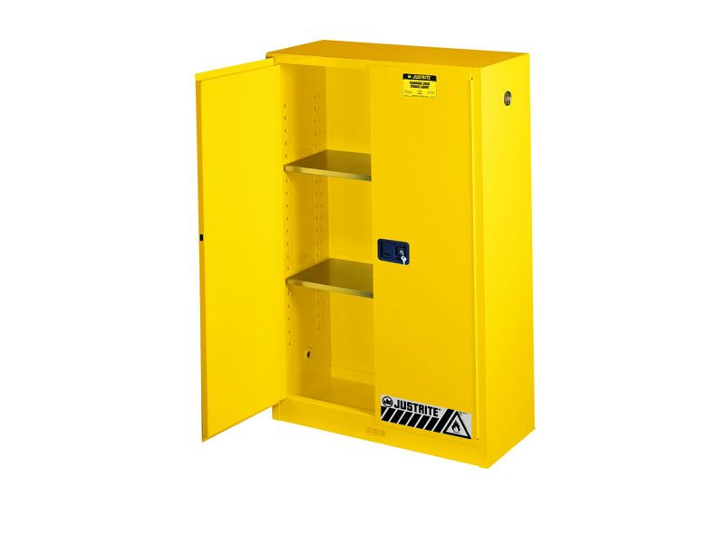 Flammable Storage Cabinet 45 Gallons Cb894500jr