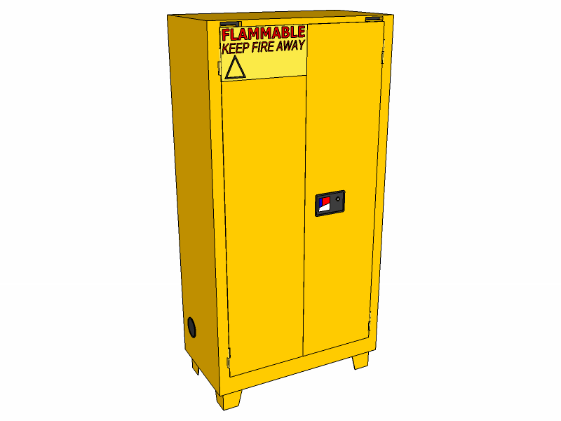Beautiful 60 Gallon Flammable Storage Cabinet