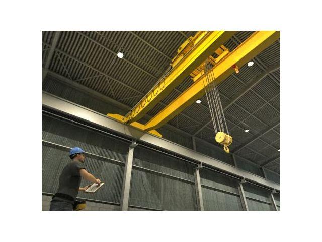 Overhead Crane Basics Safety Training DVD DVDC432CT