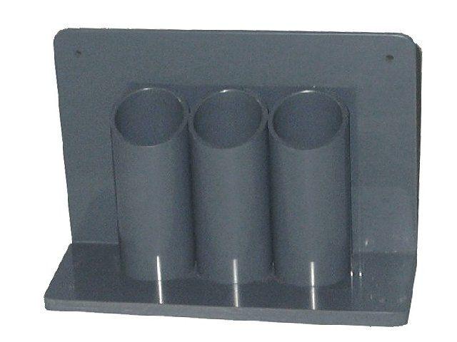 Benchtop Bottle Holder Laboratory Lb Size Pvc 3