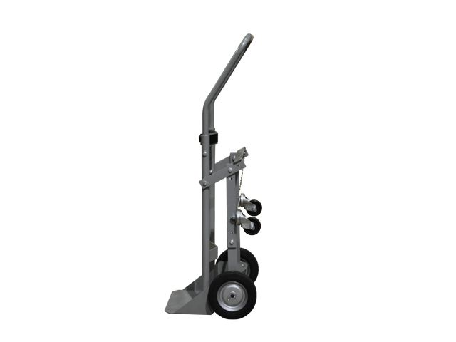 Gas Cylinder Hand Truck 1 Tank Rear Casters Ht903fs